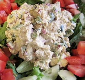 Carolina Sauce Company: Gloria's Devilish Ham Salad
