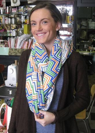 Free Pattern: Sugared Ribs – An Infinity Scarf   Hookers