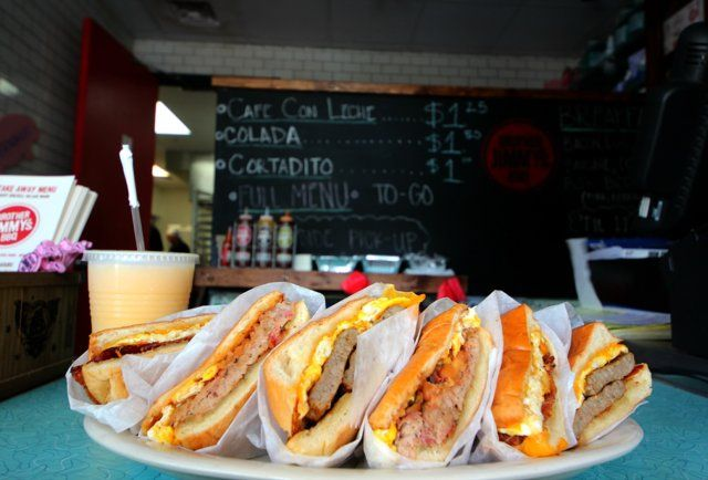 bacon, egg & cheese sandwich and FREE COFFEE are waiting for you at ...