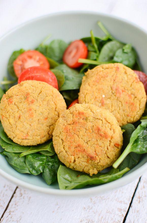 The Protein Myth in Vegan Diet + Lentil patties