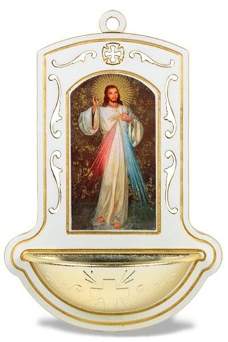 Divine Mercy Water Font 42