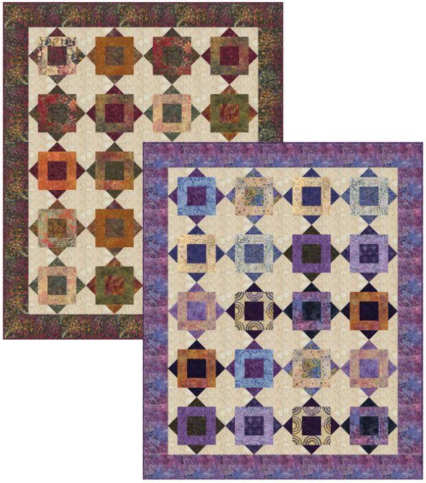 Tonga Treats Quilt Pattern