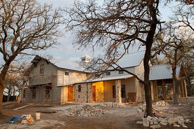 L Shaped Barn Home Pinterest