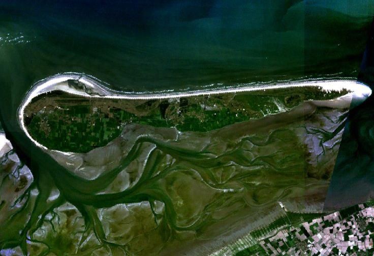 Ameland Island Netherlands