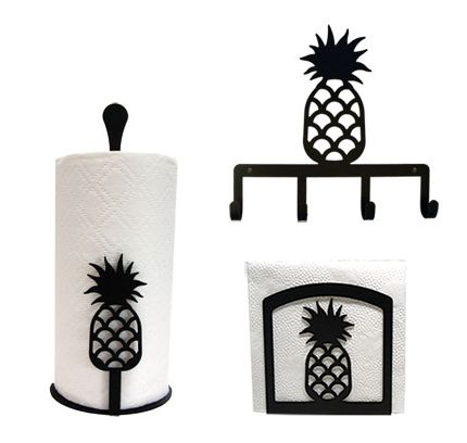 pineapple kitchen decor for the kitchen
