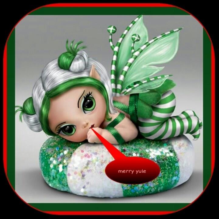 Merry Yule | Faeries f...