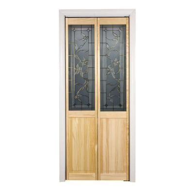 Pin by bethany norton on bi fold doors pinterest for Home depot wood doors with glass