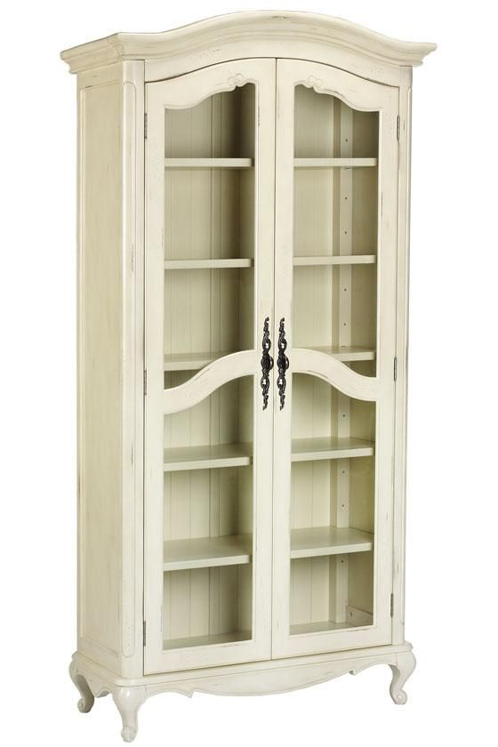 Provence Double Bookcase