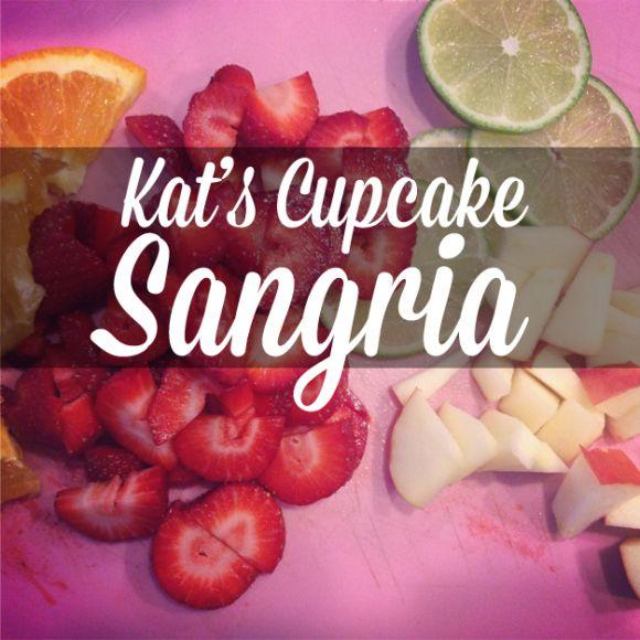 Red Velvet Cake Sangria | Looks Yummy =) | Pinterest