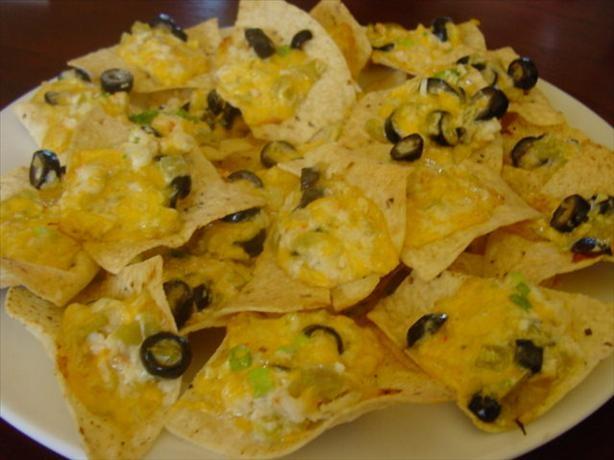 Shrimp Nachos (Baja derves) from Food.com: This tasty little treat ...
