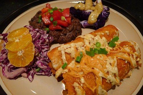 Butternut Squash Enchiladas | Delish! | Pinterest