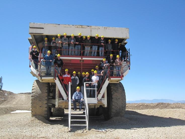 Cripple Creek Victor Mine Tour