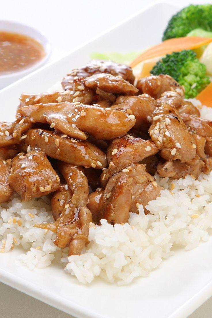 Bourbon Chicken Recipe — Dishmaps