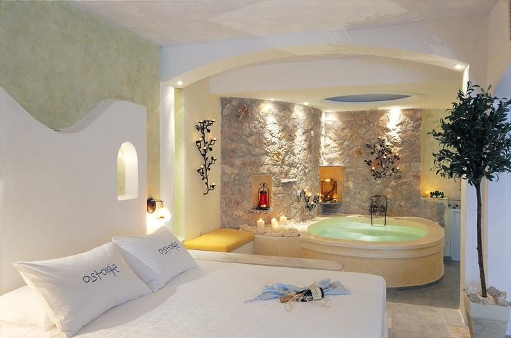 Santorini - Astarte Suites | Honeymoon suite