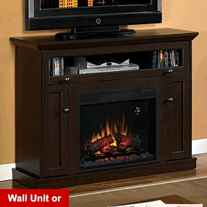 ELECTRIC FIREPLACES AT LOWE'S CANADA