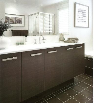 Frameless Vanity Mirror And Vanity Bathroom Pinterest