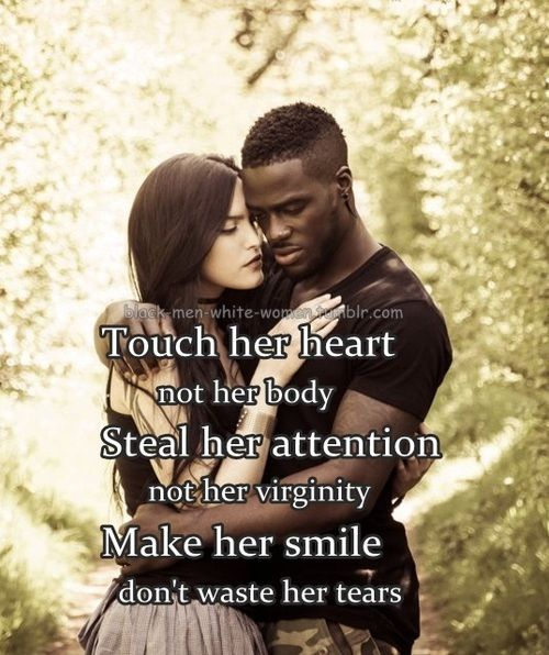black and white dating quotes