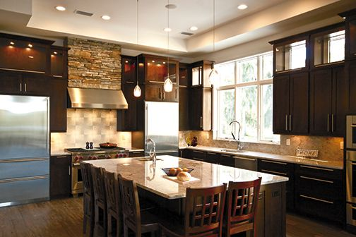 Kitchen, Bath and Closet Cabinetry by Wellborn Cabinet, Inc