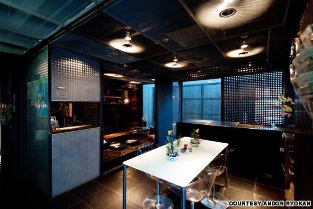 Best boutique hotels in tokyo for Best boutique hotels japan