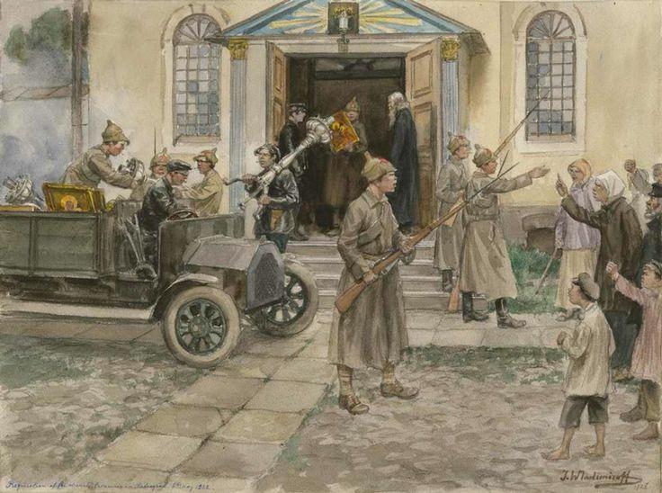 russia 1905 revolution essay