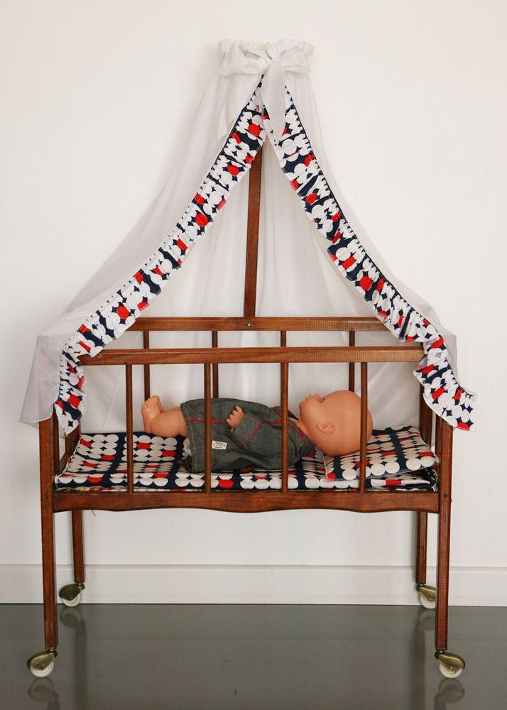 Berceau Bois Jouet : BERCEAU ANCIEN – JOUET EN BOIS REF.683 Toys, Dolls & Softies Pint