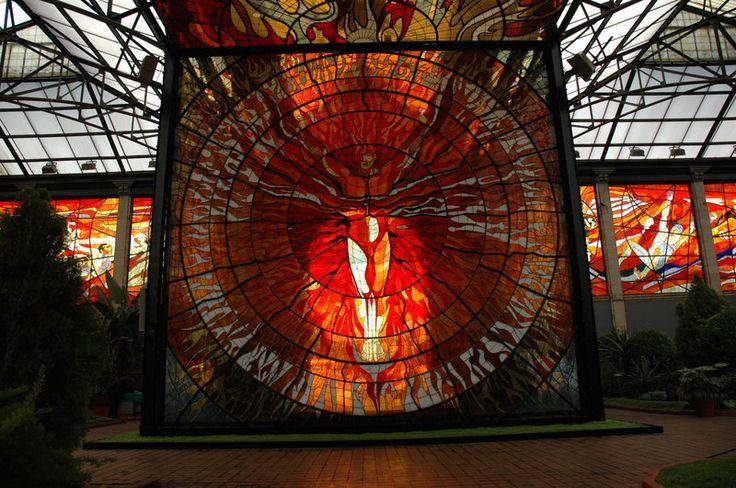 MUSEO DE LOS VITRALES TOLUCA MEXICO by ~KILLMILK on deviantART