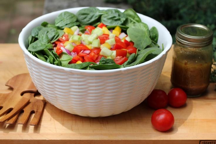 Gazpacho Salad~Neelys