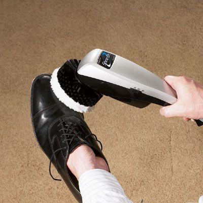 Electric Shoe Polisher - Daddy gift idea