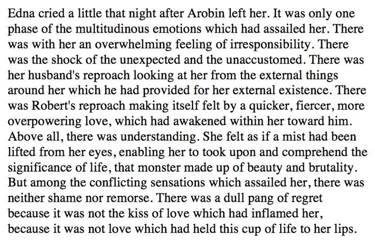 essays on kate chopin the awakening