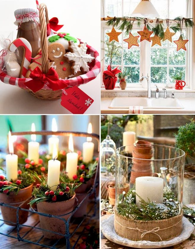 Decoraci n navide a christmas inspirations pinterest for Decoracion navidena