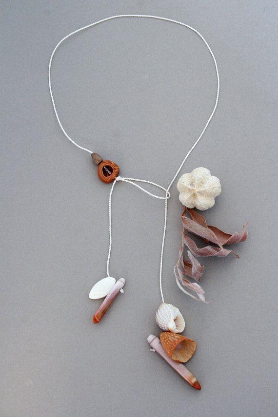 ethnic necklace...