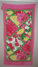 lilly pulitzer beach towel...love
