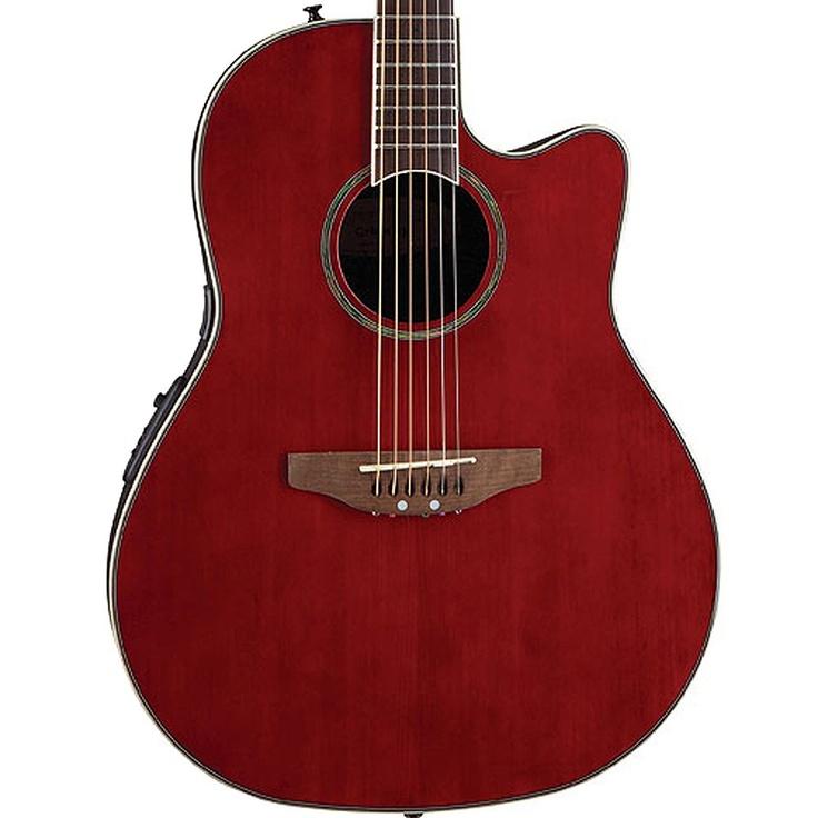 Ovation CC026 Celebrity Cutaway Acoustic-Electric Guitar ...