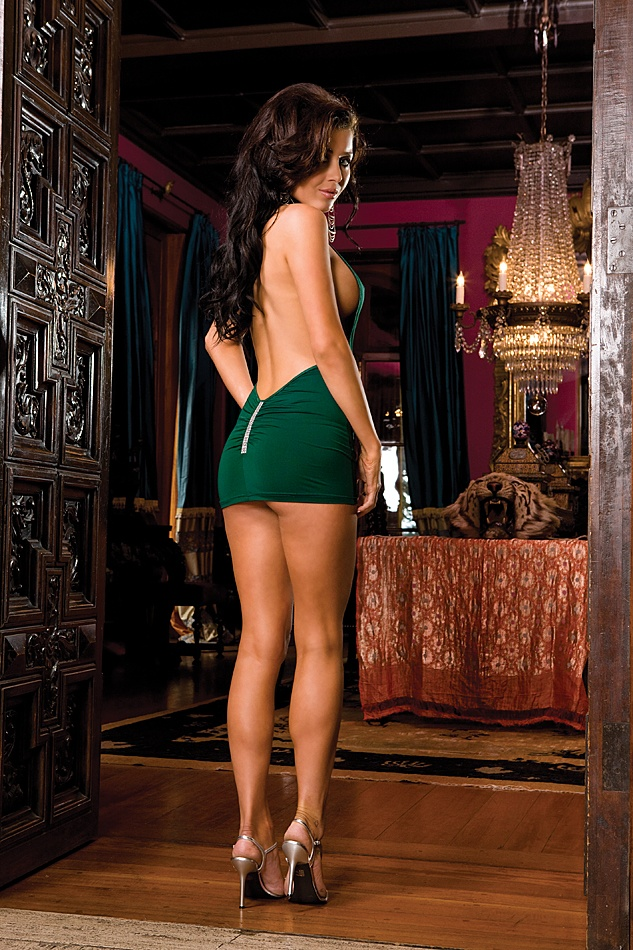 that's... a very short dress!