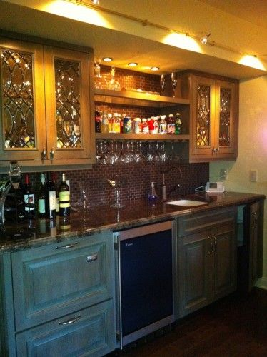 Mini Bar Set Up For Home Theater Home Decor And Design