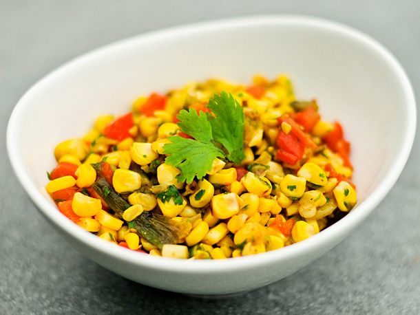 Roasted Corn Relish - attempting this tonight with bacon wrapped ...