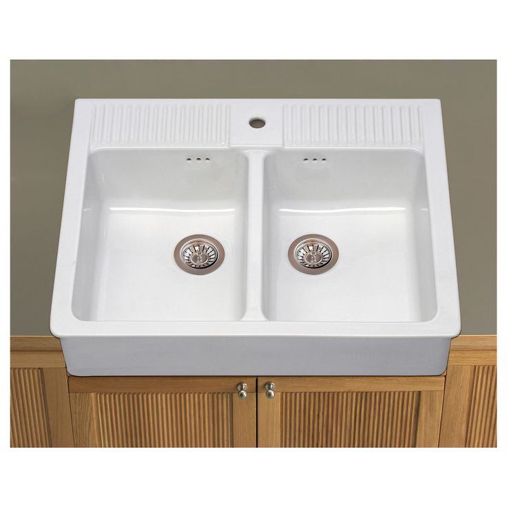 Domsj Double Bowl Sink Ikea Kitchen Dining Mood Board Natural B