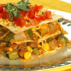 Mexican-style Lasagna | Gastronomic Events | Pinterest