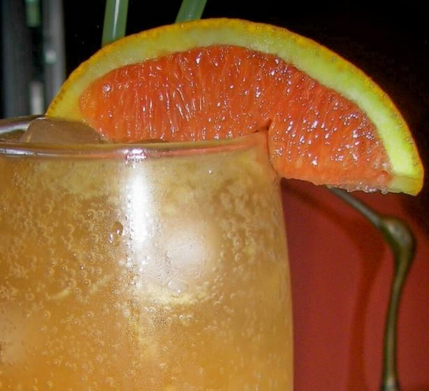 Tropical Ginger Punch | Recipe
