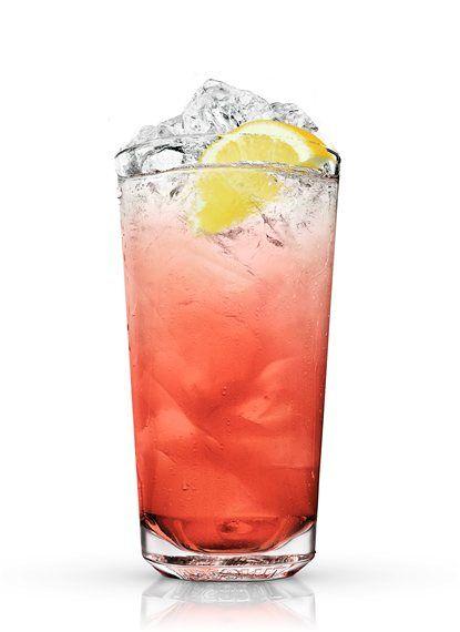 ... hibiscus tea, ½ Part Simple Syrup, ½ Part Lime Juice, 1 Wheel Lemon