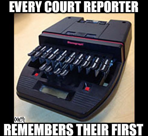 how to become a proofreader for court reporters