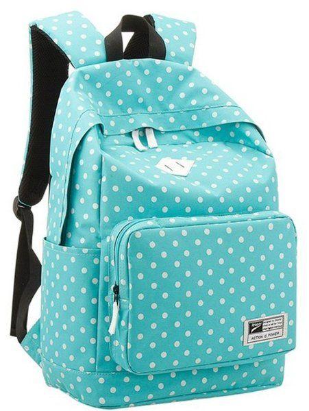 Original Backpack School College Book Bags Peppy Girls Canvas Backpacks