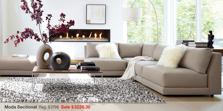 crate and barrel design ideas living room pinterest