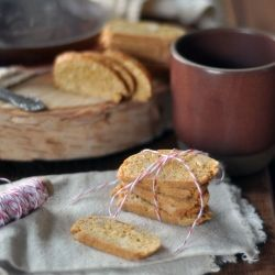 Saffron Biscotti from the Blue Bottle Cookbook - incredibly addicting ...