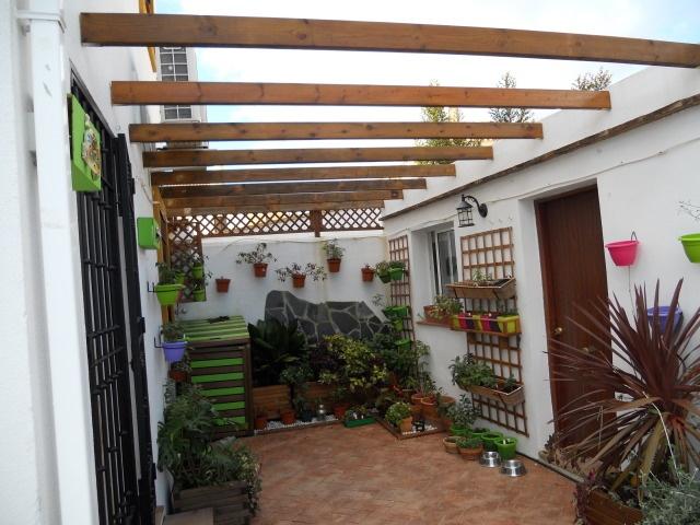 Qu hago con la p rgola p gina 2 gardens and for Techos de madera para patios