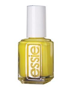 Yellow Essie Nail Polish 36