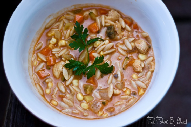 Click and Cook Recipes: Spicy Peanut Butter Soup with Chicken and ...