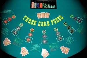 strategy for 3 card poker