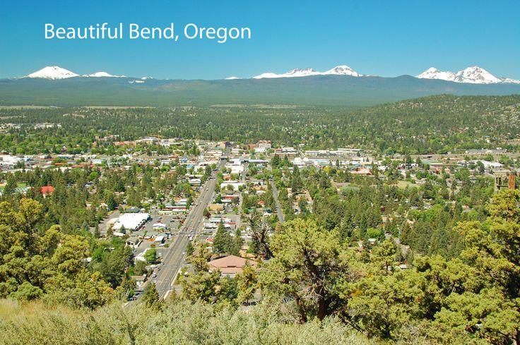 Beautiful Bend, Oregon