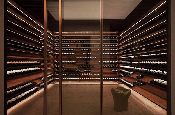 hầm rượu - nhìn là thích